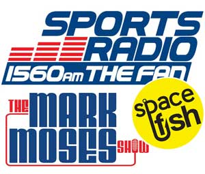 Spacefish on the Radio!