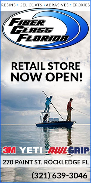 Fiberglass Florida -- Rockledge store now open!