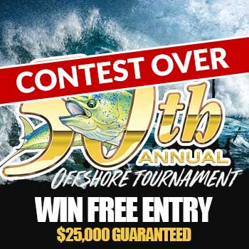 FSFA Offshore Tournament Giveaway Contest