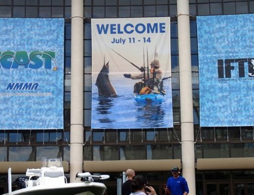 ICAST: From Bluegill to Great Whites