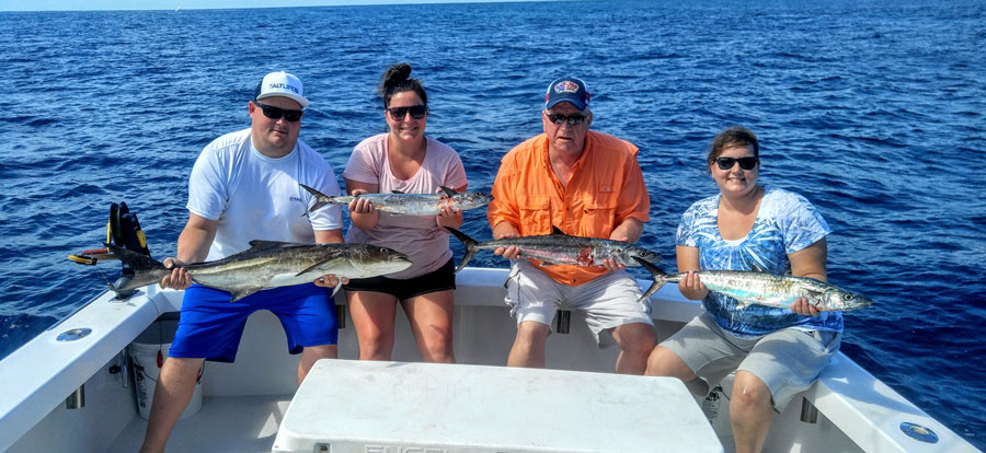 Fired Up Charters hasa big outing out of Port Canaveral