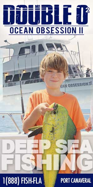 Ocean Obession II - Port Canaveral Deep Sea Fishing Charters