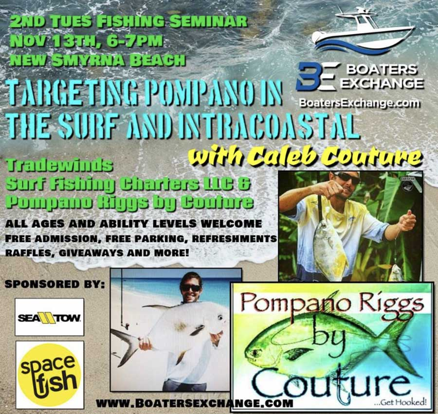 surf fishing seminar