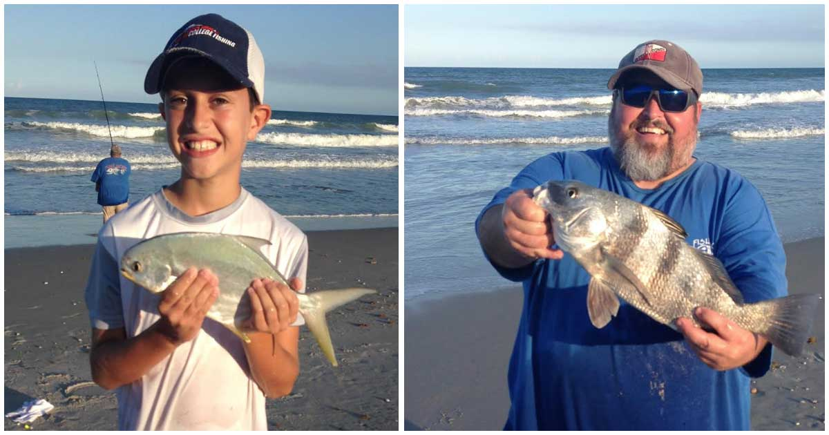 satellite beach surf fishing report