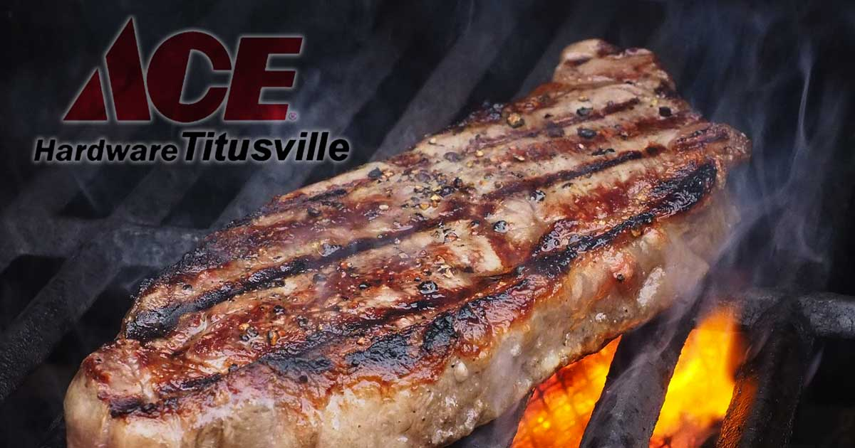 GET GRILLING WITH ACE