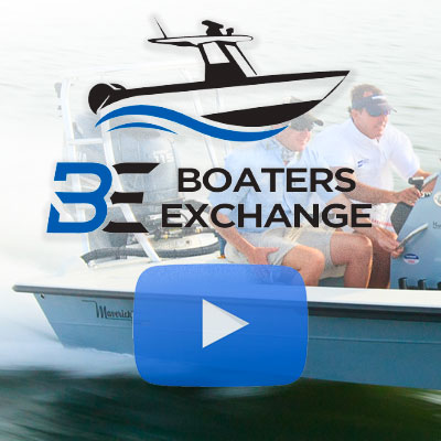 Visit Boaters Exchange for an up close look at the awesome Maverick 18 HPX V!