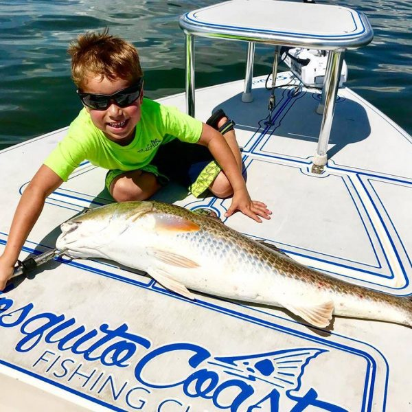mosquito lagoon - port canaveral fishing report