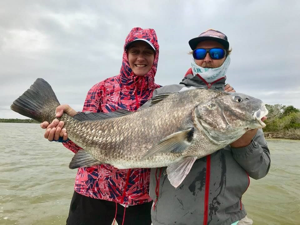 Mosquito Lagoon and CFL Coastal Fishing Report