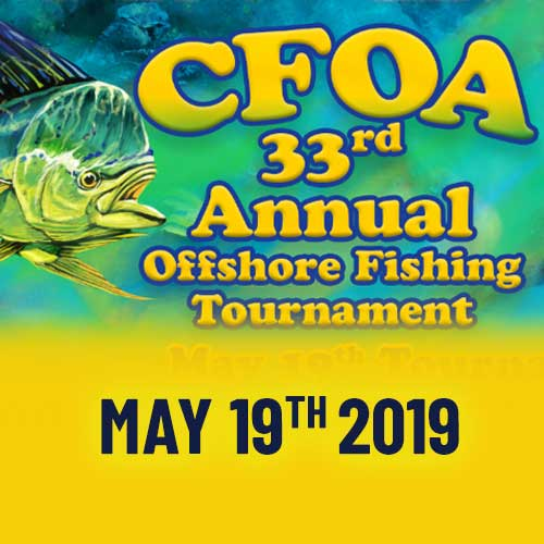 CFOA Fishing Tournament