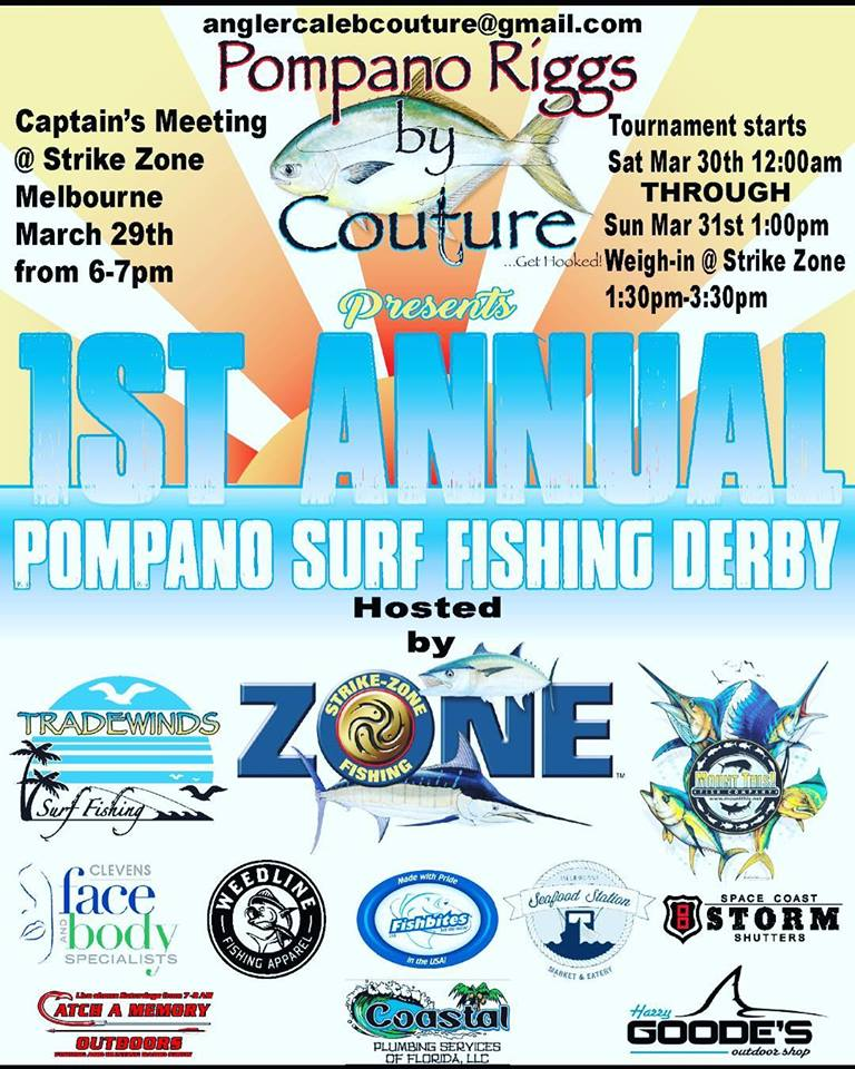 Pompano Derby Surf Fishing Tournament