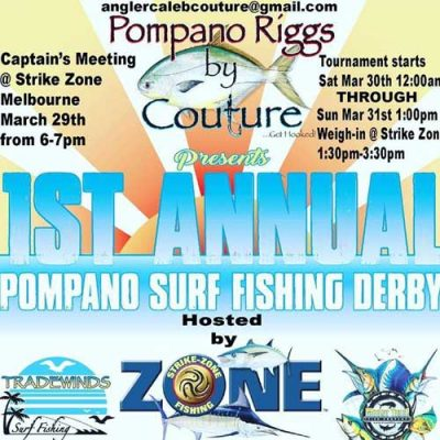 Pompano Surf Fishing Derby