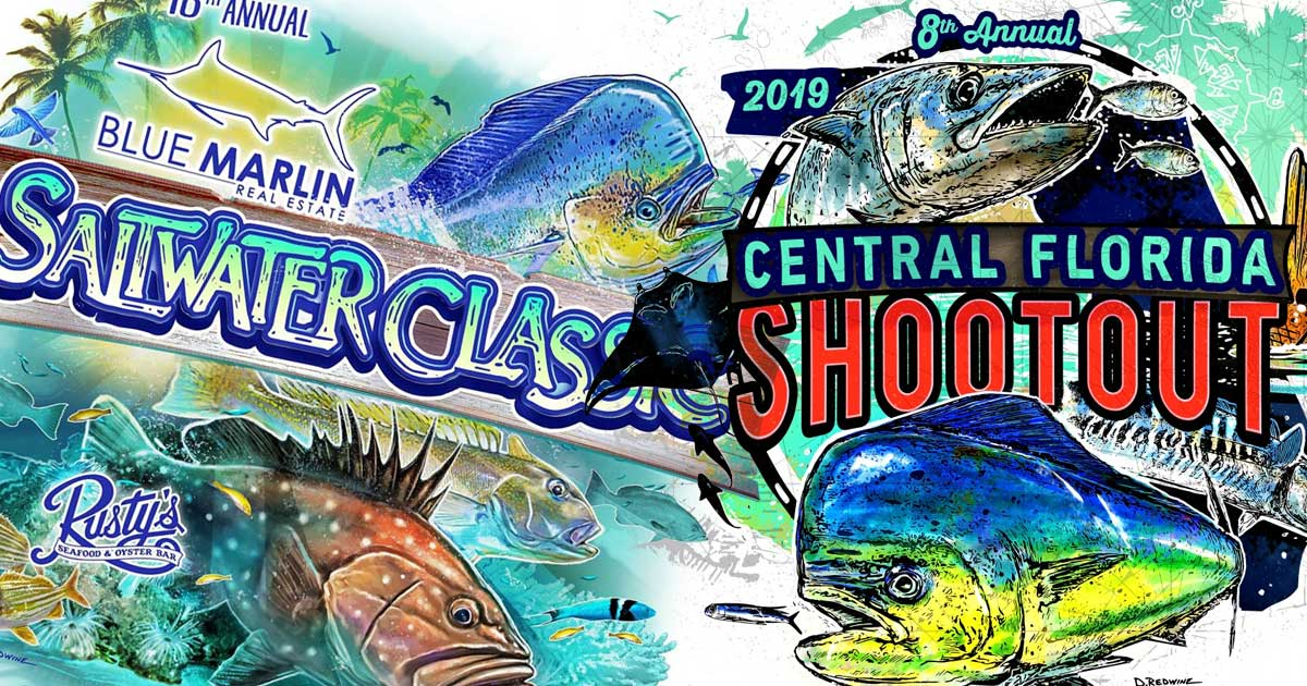Florida fishing tournaments 2019