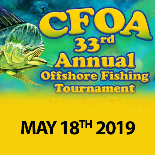 CFOA offshore tournament