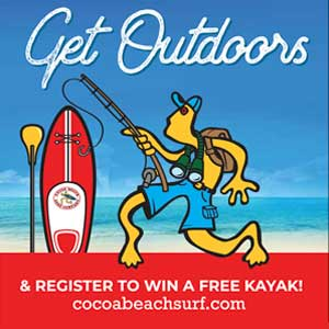 Cocoa Beach Surf Company Kayak Giveaway