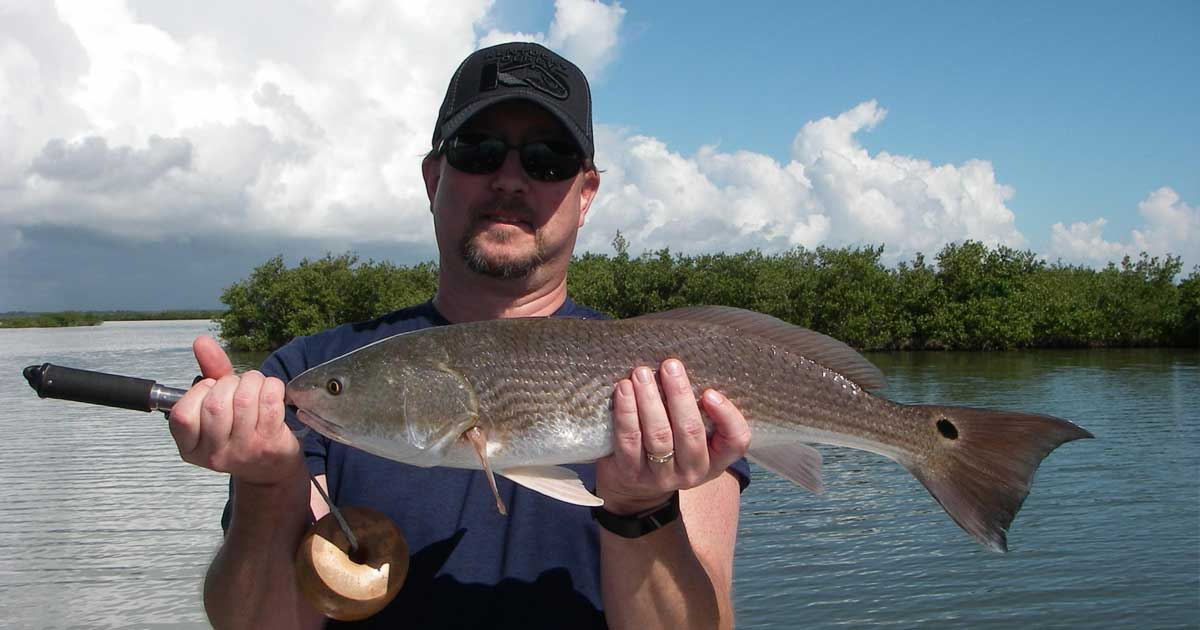 Travis Redfish