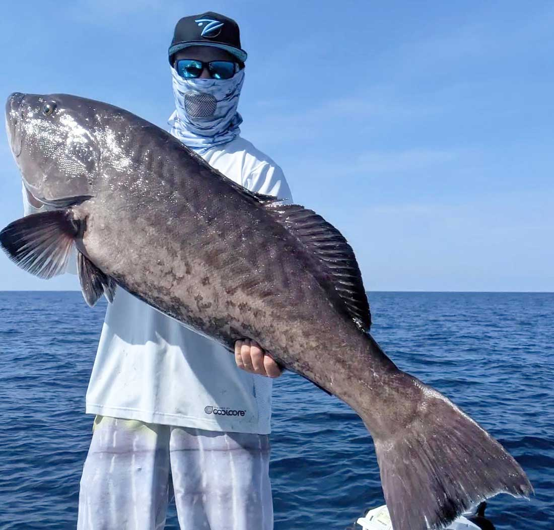offshore fishing report