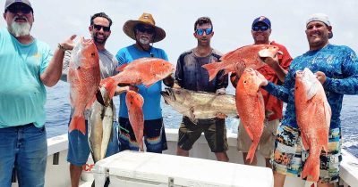 red snapper port canaveral