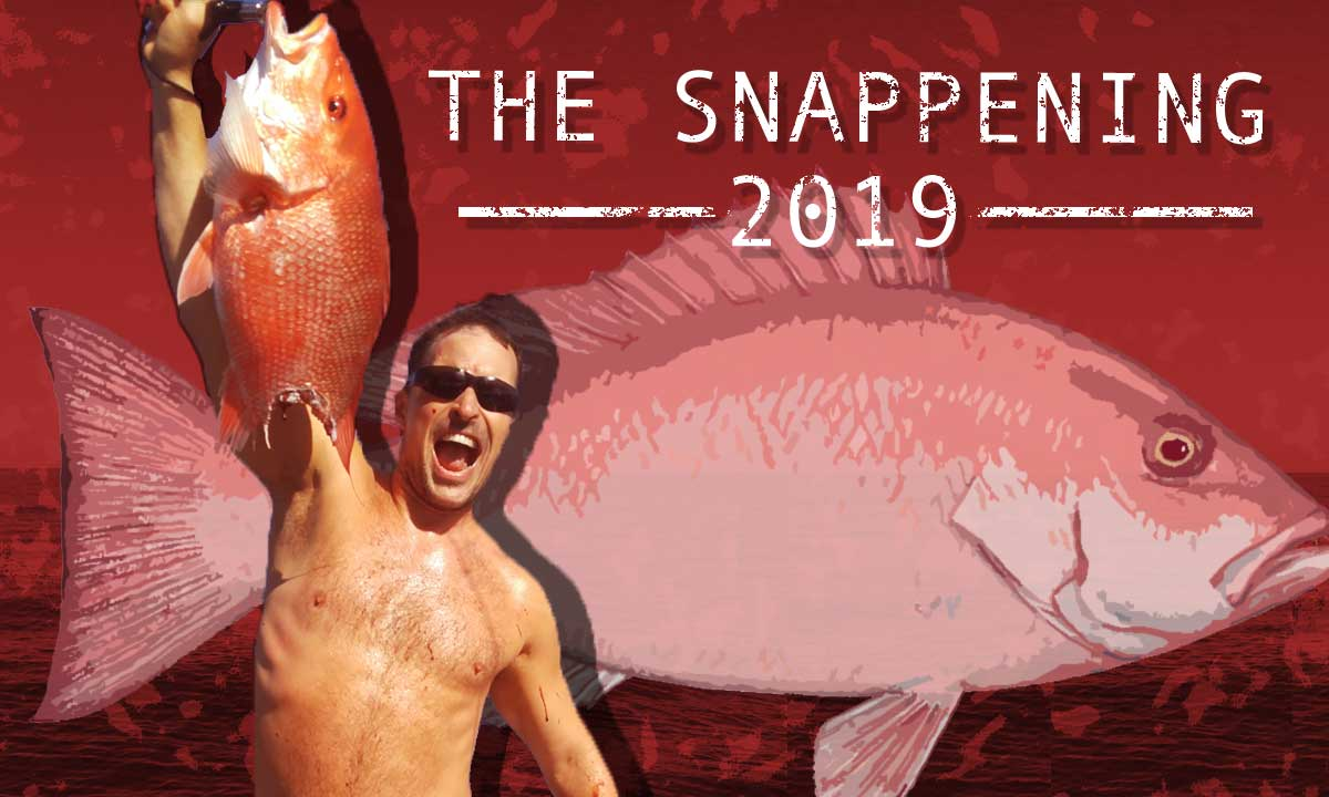 Atlantic Red Snapper Season 2019