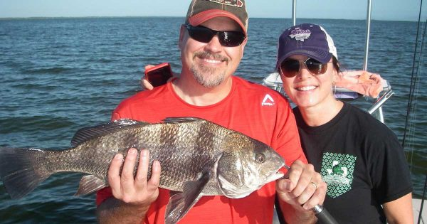black drum mark wright