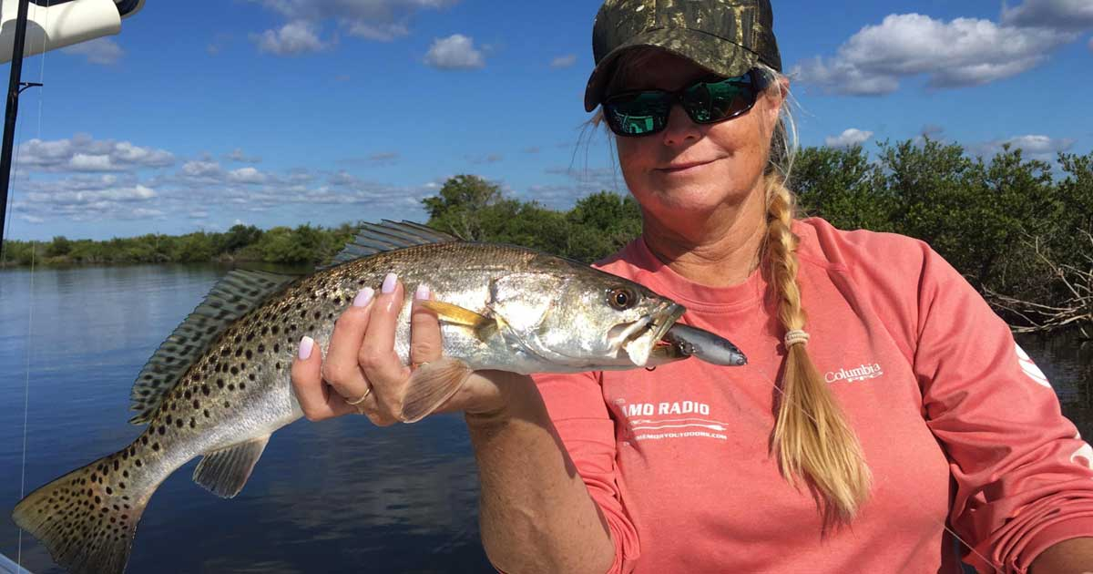 Jim Ross Seatrout