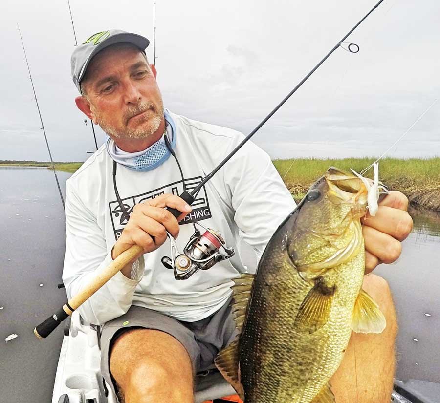 Bass Fishing the St. Johns River