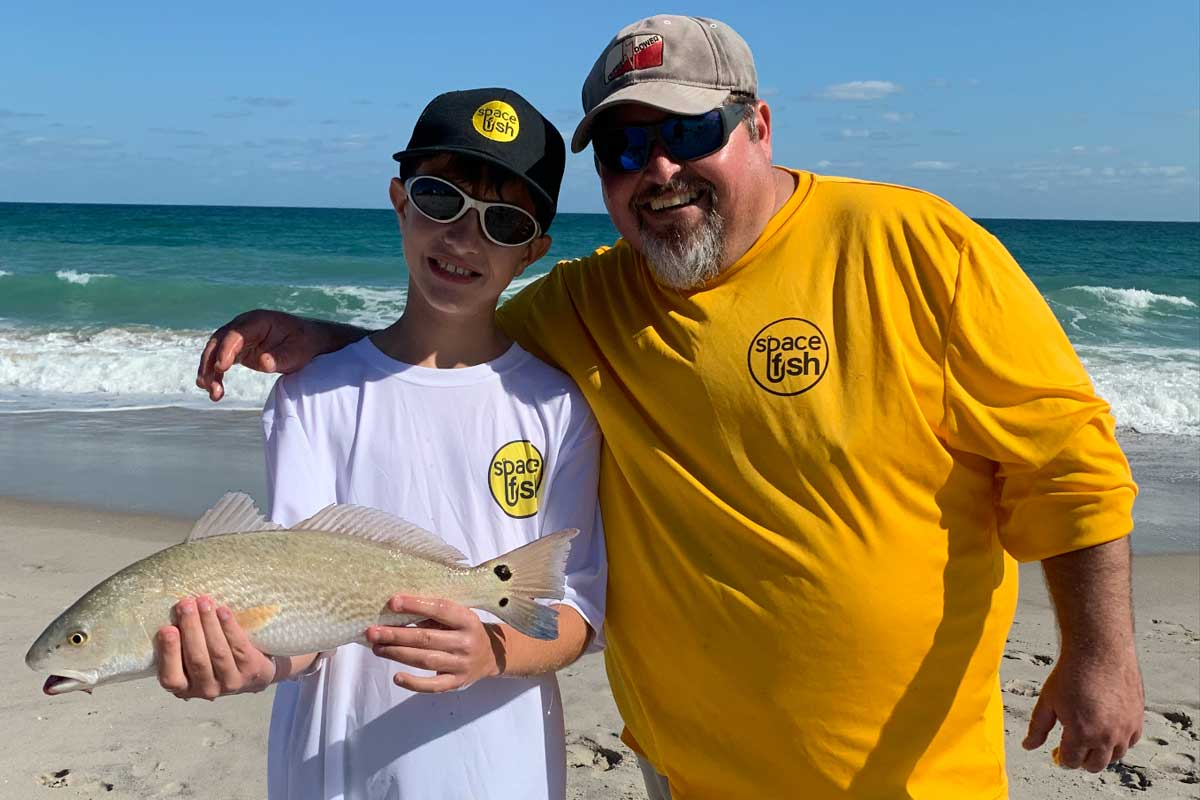 pompano fishing in the surf