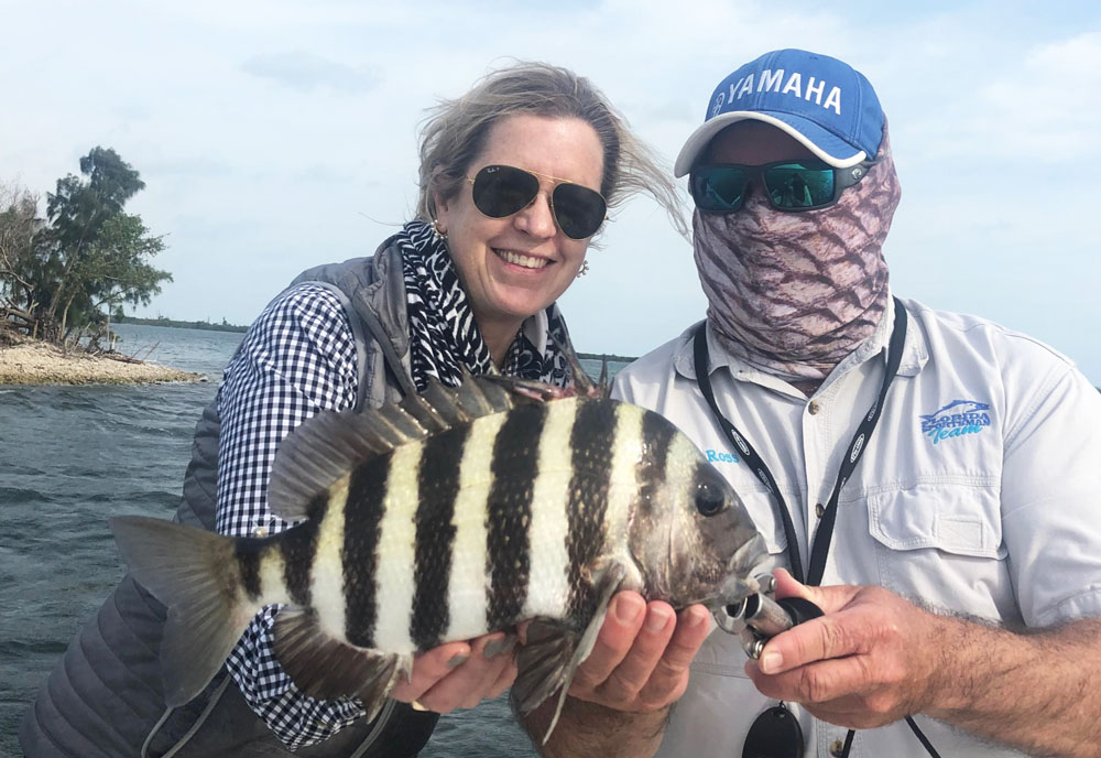 sheepshead Indian river