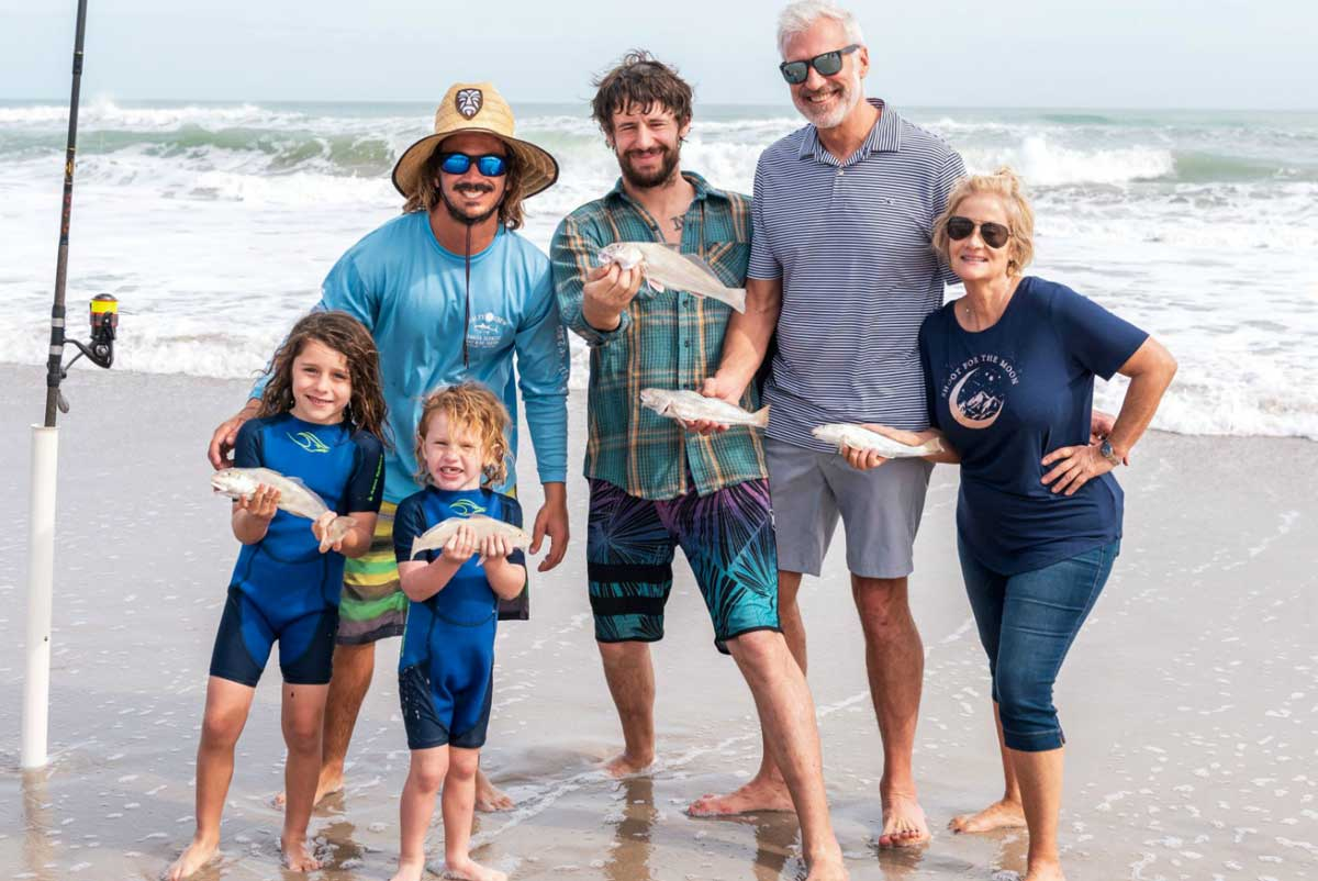 central Florida Surf Fishing Report