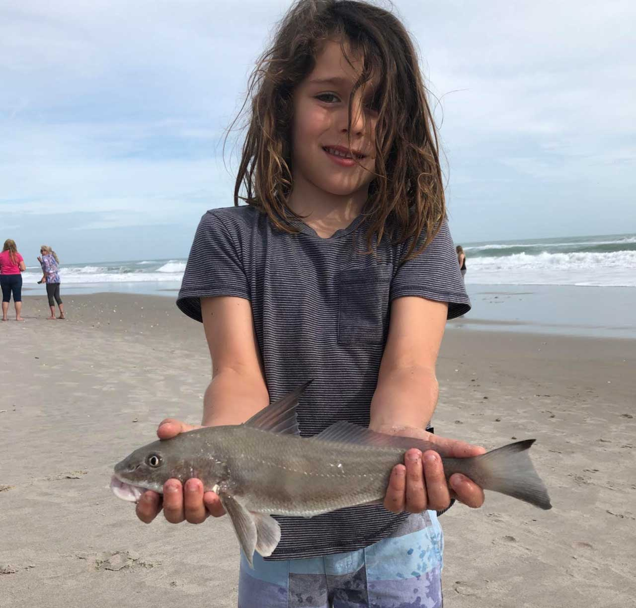 surf fishing report - whiting
