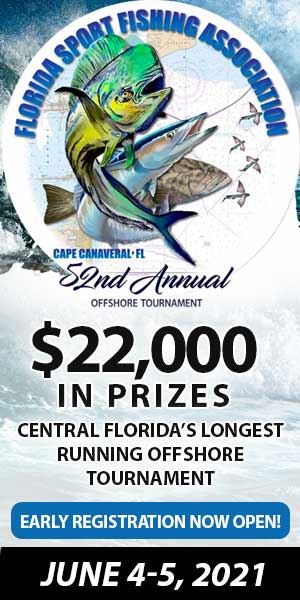 Florida Sport Fishing Association Offshore Tournament